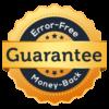 Error Free Guarantee