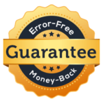 Error Free Guarantee